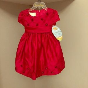 American Princess... Red Dress